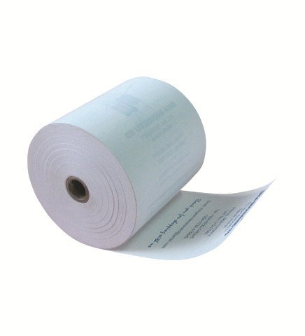 80mm custom printed rolls