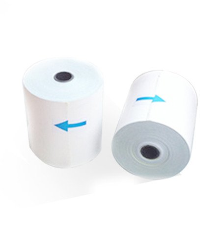 57 x 57mm Self Carbonized Paper Roll