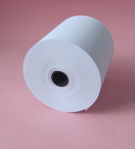 76mm Single ply rolls