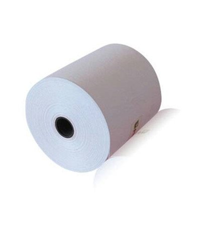 76mm x 70mm single ply cash roll