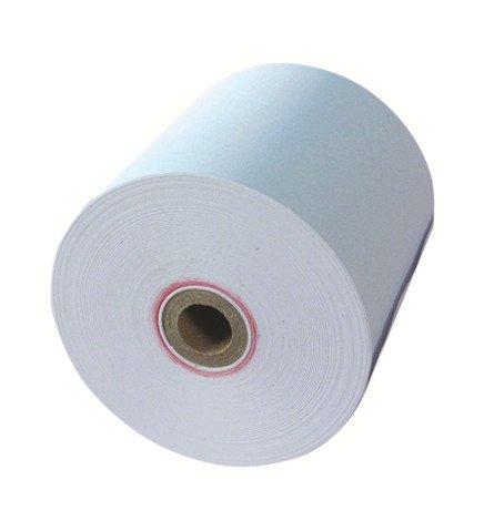 76mm x 76mm bond paper rolls