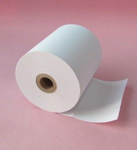 78mm x 70mm thermal paper