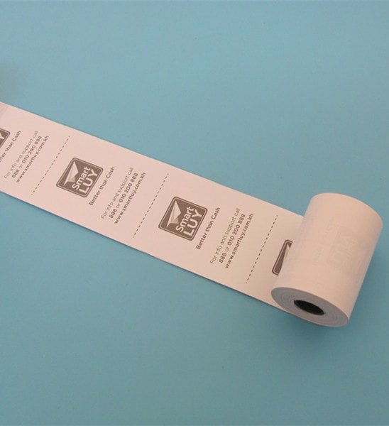 paper roll for bank use