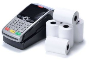 Credit card thermal rolls