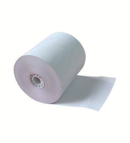 3 1/8'' x 185' thermal paper roll
