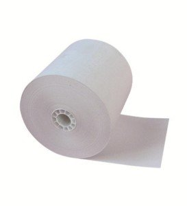3 1/8'' thermal paper rolls