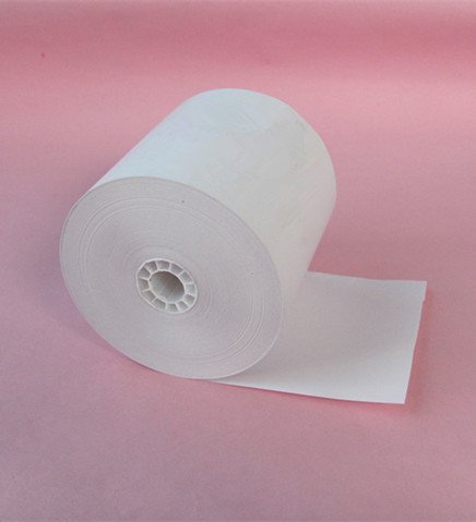3 18'' x 230' Thermal Receipt Paper Roll