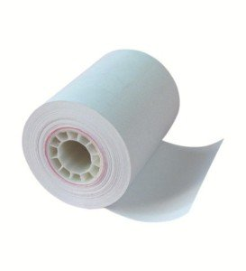 2 1/4'' x 85' Thermal credit card rolls