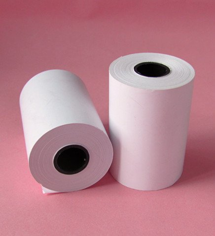 """2 14""""x 60' BPA free Thermal Paper Roll"""