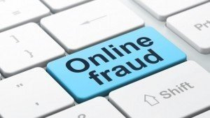 Be cautious about online frauds