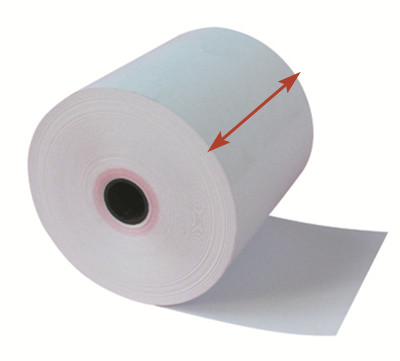 determine paper roll size Roll length calculator thinner paper provides you more paper for the same diameter roll – a longer roll to determine how much paper you would have from a roll where you know the weight of.